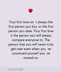 First Love Quotes Adorable Quotes About First Love Quote About First Love Quotes About Your