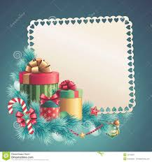 christmas gift boxes stack greeting card royalty stock christmas gift boxes stack greeting card
