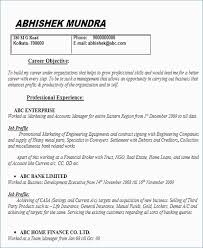 Career Goals Examples 8 Best Of Career Goal Examples For Resume Smart Site