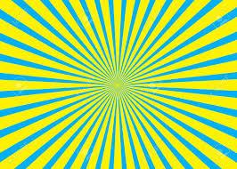 Sun Pattern Custom Sunny Background Rising Sun Pattern Vector Stripe Abstract