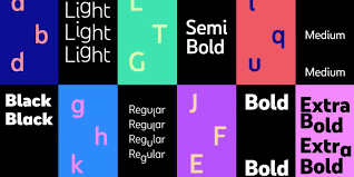 The Sans Semi Light Updated Youtube Sans Display Font Coming Soon Video