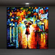 buy cheap paintings for big save modern abstract wall painting umbrella girl in the rain home decorative art picture paint on canvas prints online at a  on girl with umbrella wall art with buy cheap paintings for big save modern abstract wall painting