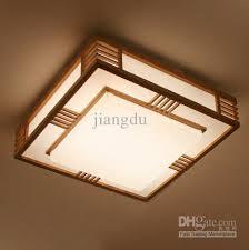 chinese style lighting. 2018 Fresh Wood Modern Chinese Style Lamp Lighting Lamps Logs Japanese Tatami Ceiling Light Bedroom Lights From Jiangdu, $345.37 | Dhgate.Com I