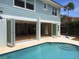 interior folding glass doors interior inspiring exterior double bi fold glass patio door near out pool