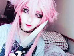 makeup get ready for a scene yuno gasai future diary is here