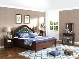 cheap queen bedroom furniture sets. Leather Headboard Bedroom Set Rubber Wood Made Furniture Cheap Imported Solid Bed High Quality Queen Sets