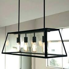 home ceiling lights pendant light fixtures vintage loft industrial re organic glass box pendant lamp kitchen