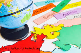 Here are the main reasons: World Map Geography Activities For Kids Free Printable