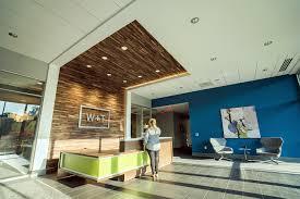 green office design. withrow + terranova features ultra green tech law office design