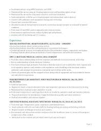 Emt Cover Letter Examples Resume Examples Entry Level Resume