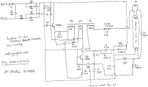 bodine emergency ballast wiring diagram T5 Ballast Wiring Diagram t5 emergency ballast wiring diagram solidfonts 4 lamp t5 ballast wiring diagram