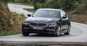 BMW 3 Series bmw 530i review : BMW 530d Review – The New BMW 5-Series G30 - GTspirit