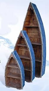 the little canoe bookshelf is awesome baby keuss canoeing boat shelf and lodge decor