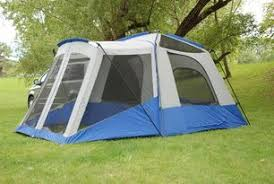 Sportz SUV Tent with Screen Room | CampingComfortably