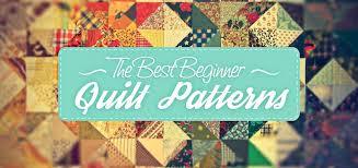 The 10 Best Beginner Quilt Patterns   Wunderlabel.co.uk Blog & By ... Adamdwight.com