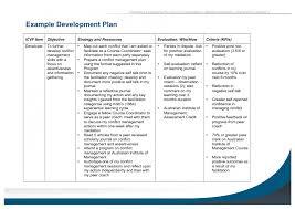 011 Personal Leadership Development Plan Example 213778 Template