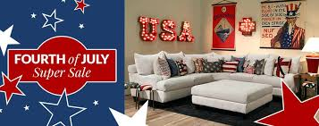 Visit Gallery Furniture For Our Fourth of July Super Sale
