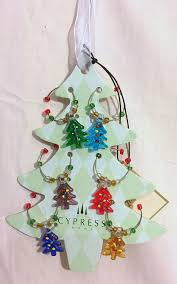 Celestial Lights Christmas Tree Topper Alessi Arcangiolo Christmas Tree Topper In Blown Glass Home