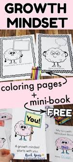 Give your kids the opportunity to color. Free Growth Mindset Coloring Activities Kids Will Love Rock Your Homeschool