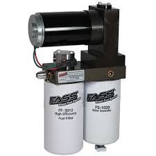 Titanium Series Diesel Fuel Lift Pump Universal 220gph Uim Applications