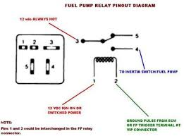 fuel pump relay diagram fixya this should work for you