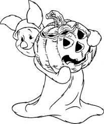 Disegni Da Colorare Di Winnie The Pooh Di Halloween Fredrotgans