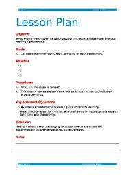 lesson plan template word doc editable lesson plan template doc i made it and its free on
