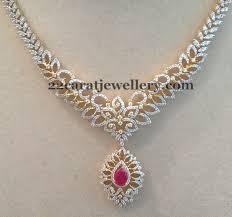 41 grams diamond necklace