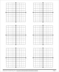 Worksheet Paper Free Math Worksheets Quadrants Blank Grid Worksheet