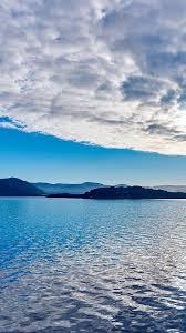 iphone 6 wallpaper summer. Delighful Wallpaper Lake Mountain Summer Nature Blue Healing Cloud IPhone 6 Wallpaper For Iphone Wallpaper Pinterest