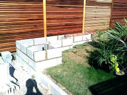 interior cinder block wall covering succulent planter contemporary homemade ideas