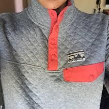 63% off Patagonia Sweaters - Patagonia women's cotton quilt snap-t ... & Patagonia women's cotton quilt snap-t pullover Adamdwight.com