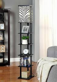 cute shelf floor lamp