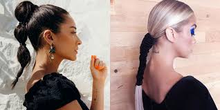 21 Easy Ponytail Hairstyles Cute Ponytail Ideas To Try This Summer