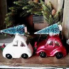 Baumschmuck Wohnwagen Christbaumkugel Weihnachtsdeko