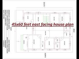 bhk house plan east facing pictures