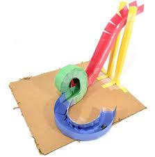 Build A Paper Roller Coaster Stem Activity