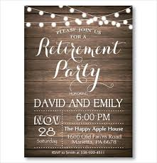 Party Invitation Template Word Free Retirement Party Flyer Template Word Free Retirement Party
