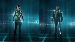 Tron Light Up Clothing How To Make Your Own Light Up Tron Costume