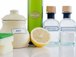 how to make natural cleansers from pantry items