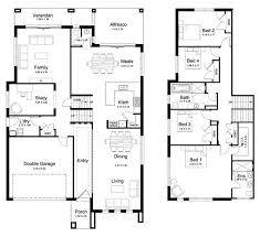 new house plans stunning top floor plans 2016