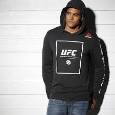 reebok ufc hoodie. reebok hoodies \u0026 sweatshirts - mens ufc fan hoodie in black men clothing (rb87436) ufc