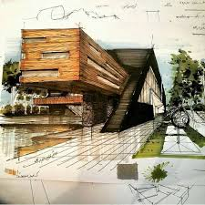 modern architecture drawing.  Architecture Pin By Doyu Kim On Sketch U0026 Rendering  Pinterest Sketches Architecture  And Architectural Sketches In Modern Drawing I