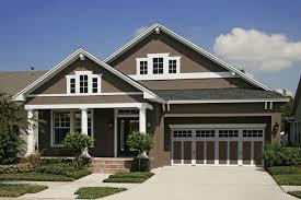 Combinaciones de color para exteriores   House paint color ...