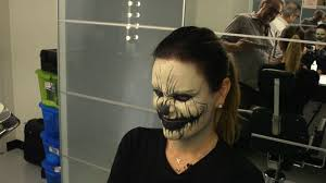 halloween tricks from oscar winning makeup artist