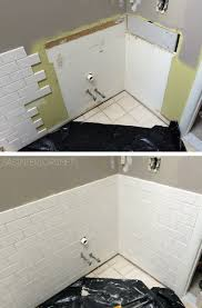Diy Bathroom Floors Bathroom Makeover Diy Tips Tricks On How To Tile Grout A