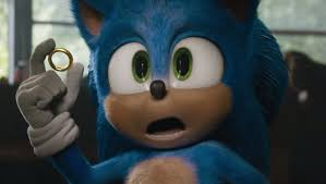 New Design For Sonic The New Sonic Movie Trailer Shows Off The Blue Blurs New