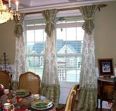 For Window Treatments For Living Rooms Dining Room Window Treatment Ideas Racetotopcom