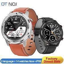 <b>DT</b> NO.1 DT92 <b>Smart Watch</b> Men Bluetooth Call IP68 Waterproof ...