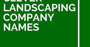 Clever Landscaping Names Shopburnet Org